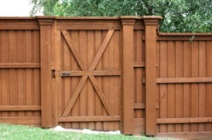 wooden fences phoenix az value fence company