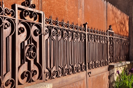 Wrought Iron Fencing Phoenix, AZ